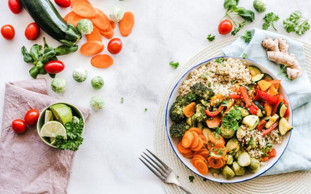 Hoe kan het dat plantaardige voeding ontstekingsremmend werkt?